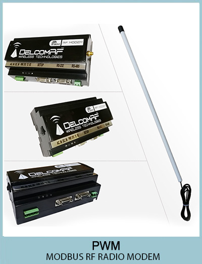 modbus profibus profinet Iot rf radyo modemler